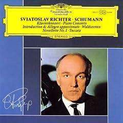 国内盤リヒテル独奏 ロヴィツキ指揮 シューマン ピアノ協奏曲他の商品写真