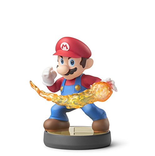 Mario amiibo (Super Smash Bros Series)