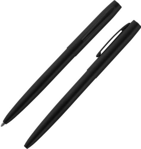 Fisher Space Pen Non-Reflective Military Cap-O-Matic Space Pen, Matte Black (M4B)
