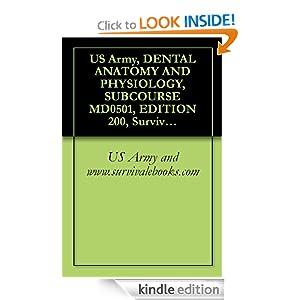 Dental Anatomy Ebook