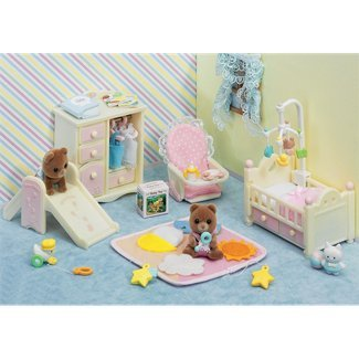 calico critters bedroom dollsandtoy shop for dolls and 10974