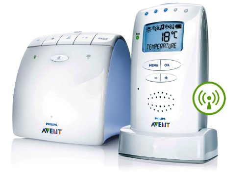 Philips AVENT SCD525/00 Baby Monitor ECO DECT