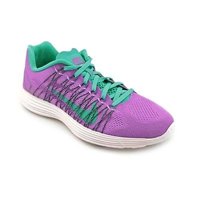 Nike Lunaracer+ 3 Womens Size 8 Purple Mesh Running Shoes