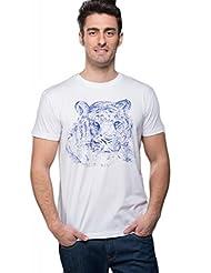 SAVE THE TIGER - Classy Tiger Print Tshirt