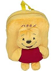 Very Cute School Bag For Kids, Travelling Bag, Carry Bag, Picnic Bag Poo Yellow