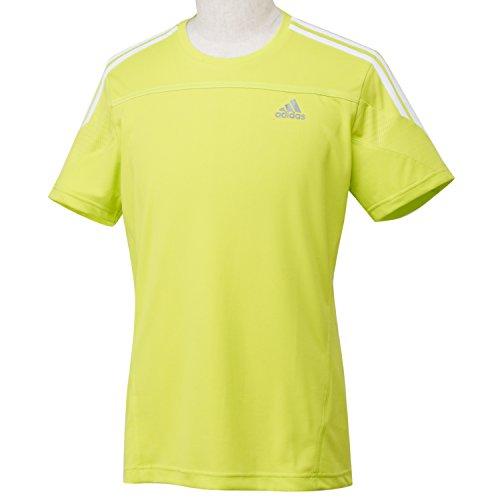 (アディダス)adidas M RSP 半袖Tシャツ AG857 S87866 セミソーラーイエロー/ホワイト J/M