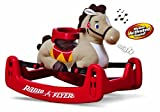 Radio Flyer Classic Rock and Bounce Pony with Sound