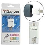 New I-Flash Drive Otg Usb Flash Drive For IPhone 6/iPhone 6S/iPhone 6 Plus/iPhone 6S Plus/ IPad Adding Extra Storage...