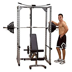 Best Power Racks: PowerLine PPR200X Power Rack