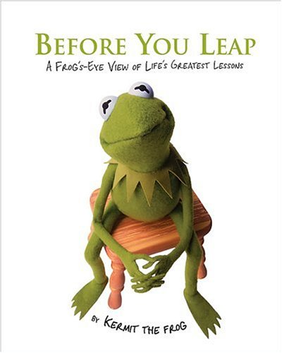 Frogs Eye View of Life's Great Lessons