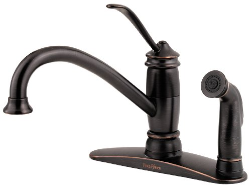 best prices on kitchen faucets buy best cheap price pfister f0343aly brookwood single 23142