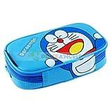 Doraemon Game Pouch Case Bag for Nintendo NDSi/NDSL(Blue)