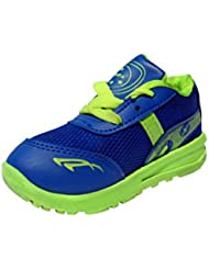 Super Divine Collections - Stylish Good Looking Sports Shoes For Kids - Blue/Green