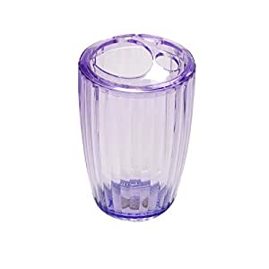 magenta kitchen accessories carnation home fashions ribbed acrylic 3928