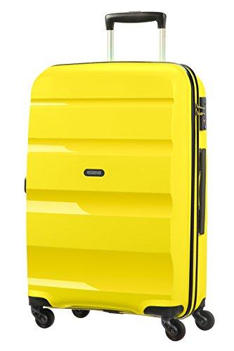 American Tourister Bon Air 4 Roues Valise, 66 cm, 57,5 L, Solar Jaune