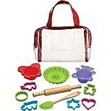 KitchenCraft 12 Pieces : Kitchen Craft Let's Make Children's Baking Set, Set Of 12, Mixed