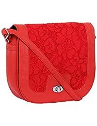 Pick Pocket Red Croatia Sling Bag