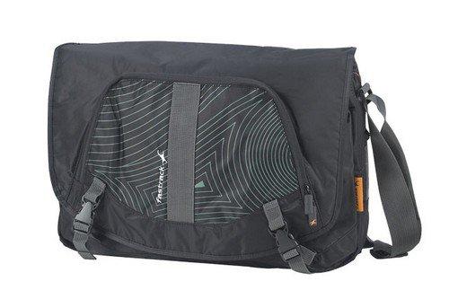 7c9b5b6018a1 Fastrack Polyester Black Messenger Bag (A0218NBK01AA) Best Deals ...