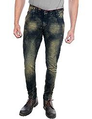 E Fashion Up Men's Skinny Fit Denim Jeans