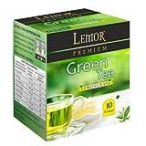 Lemor Lemon Grass Green Tea Bag (10 Pieces)
