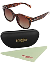Amour Classic UV Protected Polarized Cat Eye Shaped Sunglass For Women { AMOUR62 }