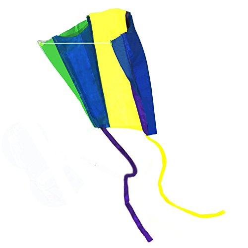 Earth Kite Beautiful Large Easy Flyer Kite For Kids. Supplest Pocket Kites. Box Color May Vary