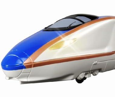 プラレール マイクであそぼう! ビッグプラレール BS-03 W7系北陸新幹線 かがやき
