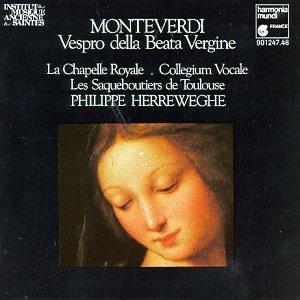 Vespro della Beata Vergine (Claudio Monteverdi)
