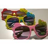 Gubbarey Sunglasses Kids : Boys / Girls : Hello Kitty / Ben 10 Etc : 1 Free Diwali Cracker Gun With Every Purchase... - B01LZ09P9H