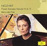 モーツァルト:ピアノ・ソナタ第8番&第11番&第15番