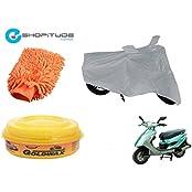 ESHOPITUDE-Bike & Car Cleaning & Utility Combo Set Of 3-Bajaj KRISTAL