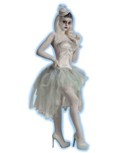 Ghost White Tutu Skirt