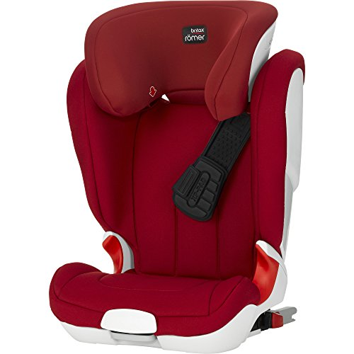 Römer Britax KIDFIX XP Flame Red