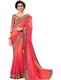 Saree (Fashion Dream Women's Clothing Saree For Women Latest Design Wear Sarees Collection In Latest Saree With...
