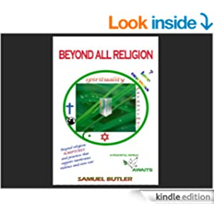 beyond all religion book cover