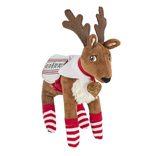 Elf Pets: A Reindeer Tradition with Cuddly Reindeer and ...