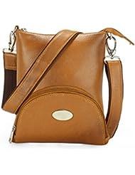 Teakwood Genuine Leather Sling Bag