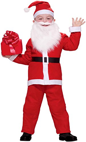 Forum Novelties Simply Santa Child Costume