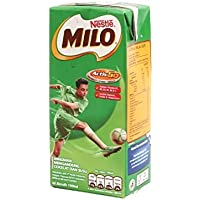 Nestle Milo Activ-Go Instant Drink Tetra Pack, 190ml (Pack Of 2)