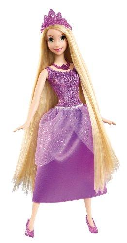 mattel x rapunzelsparkling princess