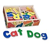 Game / Play Melissa & Doug Magnetic Wooden Alphabet, Melissa, And, Doug, Melissa, Doug, Melissa, Dou