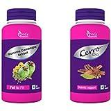 Good Health Garcinia Cambogia Extract - 60 Capsules +Good Health Cerro Dia - 60 Capsules