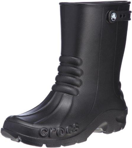 [クロックス] crocs Georgie 2 11662-001-192  black (black/M8/W10/26cm)