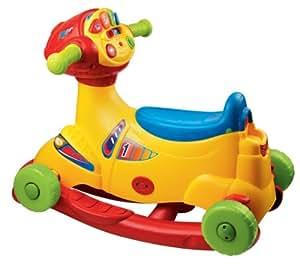 Amazon.com: VTech Sit-to-Race Smart Wheels Ride-On: Toys