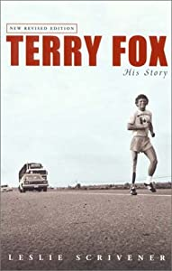 "Cover of ""Terry Fox: His Story (Revised)&..."