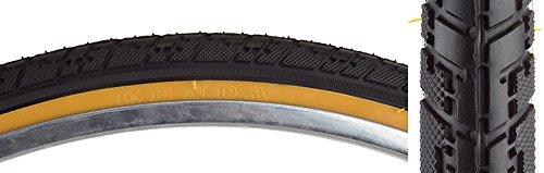 Sunlite Hybrid Nimbus Tires, 26″ x 1.375″, Black/Gum