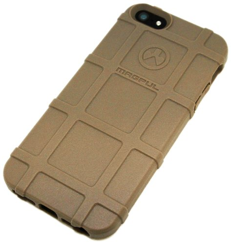 【日本正規代理店品】MAGPUL iPhone5/5s用ケース Field Case5 Flat Dark Earth MAG452-FDE