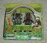 The Lord of the Rings: Legolas and Gimli Mini Mates