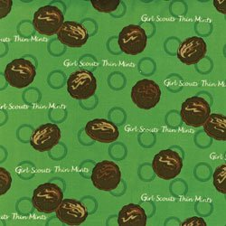 Girl Scout Cookie Thin Mint