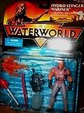 Waterworld Water World Hydro Stinger Mariner with Blasting Aqua Spear and Mutant Manta Ray
